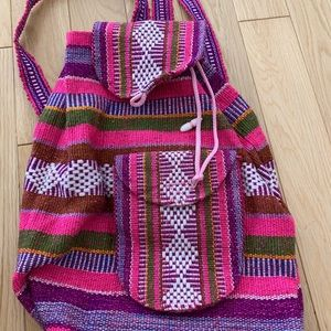 Handbags - Backpack from Cabo San Lucas Baja